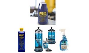 Barbicide Concentrate Solution, Glass Jar & Spray,Pick Item Required Within-RM48