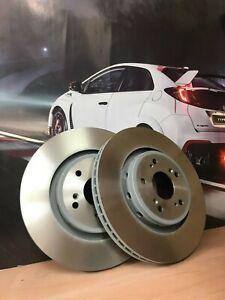 Genuine Honda Front brake discs (CIVIC, CR-V, JAZZ, HR-V, ACCORD, FR-V, S2000)