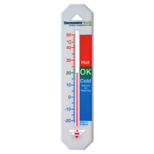 145MM HYPOTHERMIA THERMOMETER WALL COLD TEMPERATURE ELDERLY HEALTHCARE IN-034
