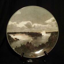 Vtg Royal Doulton Niagara Falls Dinner Plate D6476 Retired Single Issue England
