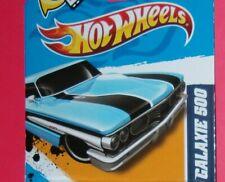 Hot Wheels  Custom 1964 Galaxie 500  2012 2014  three different