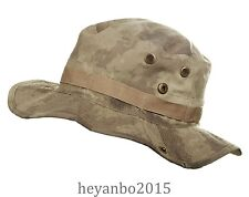 TACTICAL SWAT MILSPEC BOONIE HAT MILITARY SNIPER HUNTING FISHING CAP - A-TACS