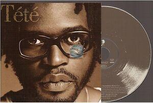 Tété A La Faveur De L'automne Cd Sampler Promo 5 Titres 2003
