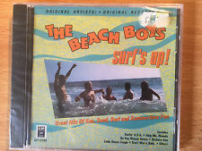 "THE BEACH BOYS-""SURF'S UP!""-SURFIN' USA-HELP ME RHONDA-BARBARA ANN-NEW SEALED CD"