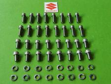 Suzuki Carburetor Carb Stainless Steel Screw Kit gs1150 gs1100 gs1000 gs750 bolt