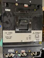Square D 900AMP Circuit MHL36900