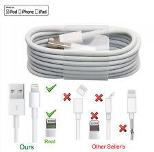 Nuevo Cargador Sincronización & Rayo Cable de datos USB para AppIe lPhone 6 5 7 Lote De Aire iPad