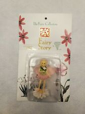 """The Fairy Collection By Dezine """"Petal Fairy� #5550 New 1995"""