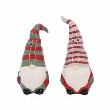 Gnome Salt & Pepper Shaker Set, NEW