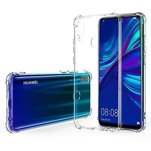 Case Cover For Huawei P Smart 2019 TPU Silicone Clear Shockproof