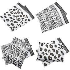 100 Designer Poly Mailer Bag Mailing Postal Bags 10x13 Inch Shipping Envelope