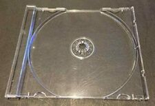 5 Replacement CD Trays Job Lot Used but in excellent condition - Transparent