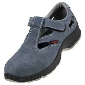 Urgent 302 S1 Work sandals Safety shoes Steel toe Breathable