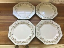 More details for johnson brothers eternal beau dessert/salad plates x4.