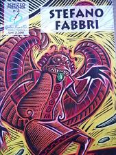 Stefano Fabbri - Schizzo presenta n°3 - Centro Studi Pazienza 1997 [G.238]