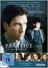 The Practice  TV series, season 3 third- Dylon McDermott  - DVD Region2/Europe