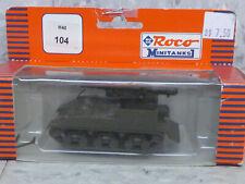 Roco Minitanks (NEW) 1/87 WWII US M-40 155mm Self Propelled Howitzer Lot #2501K