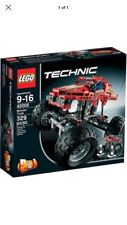 LEGO Technic 42005 Monster Truck Set 329 Pieces New Sealed DISCONTINUED RARE