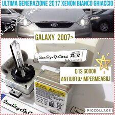 2 Lampadine XENON D1S FORD GALAXY 2007> tdi wa6 fari BIXENON 6000K RICAMBIO Luci