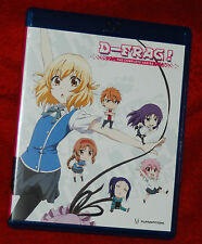 D-Frag!: The Complete Series (DVD, 2015, 2-Disc Set ANIME FUNIMATION