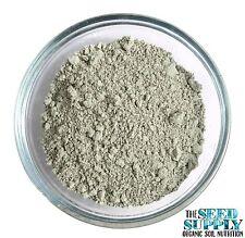 Clinoptilolite Zeolite Powder - 2 Pound Silica- Natural Water Retention -Organic