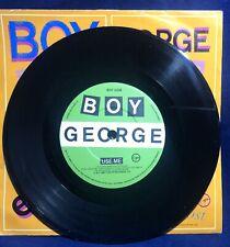 """BOY GEORGE ~ Everything I Own ~ 7"""" 45 UK Press IMPORT"""