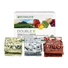 AMWAY NUTRILITE DOUBLE X VITAMINS HEALTH SUPPLEMENTS 372 Tablets REFILL