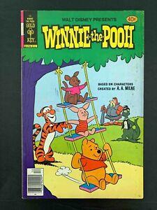 WINNIE THE POOH #16 GOLD KEY COMICS 1979 VF