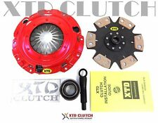 XTD STAGE 4 CLUTCH KIT 2004-2006 MITSUBISHI LANCER RALLIART / OUTLANDER SUV 2.4L
