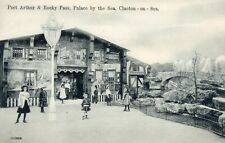 PORT ARTHUR & ROCKY PASS, PALACE BY THE SEA, CLACTON-ON-SEA, COLCHESTER, ESSEX