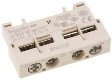 Contact auxiliaire à vis, NO/NF, 2,5 A, 60 V c.c., 240 V c.a. SCHNEIDER ELECTRIC