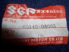 Suzuki OEM NOS clutch release nut 09140-08005  #0586