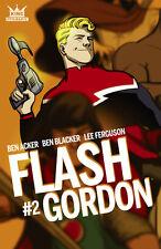 KING: FLASH GORDON (2015) #2 VF/NM COVER A DYNAMITE