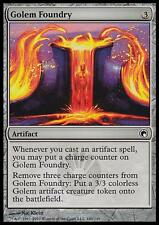 MTG Magic - (C) Scars of Mirrodin - Golem Foundry - SP