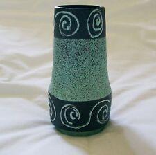 Scheurich 529 18 West GERMAN Testurizzato Sollievo design art pottery vase