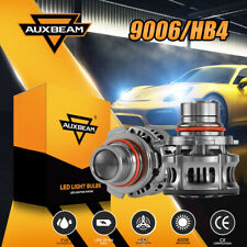 Auxbeam 52W 9006 Hb4 Laser Led Headlight Bulb Kit 6500K High Power Fog Light Xtg