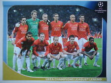 Panini 559 manchester united UEFA Champions League Legend 2008/09