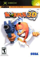 Worms 3D Xbox New Xbox