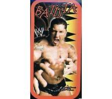 CATCH WWE Serviette Bain BATISTA 150x75 Officiel