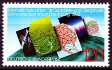 Germany Federal Germany 1983 MI 1187 ** Satellite Weather Map Satellite Weather Map