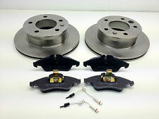MERCEDES SPRINTER FRONT BRAKE DISCS AND PADS 95-06