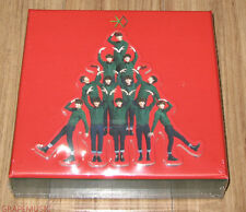 EXO EXO-K EXO-M Miracles in December Chinese Version K-POP CD & FOLDED POSTER