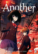 Another . The Complete Series . All 12 Episodes . Anime . 2 DVD . NEU