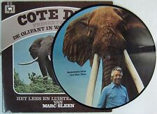 Côte d'Or 33 tours Picture Eléphants