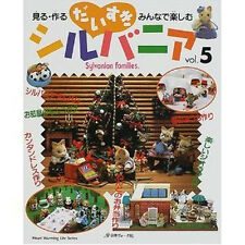 Sylvanian Families Japanese BOOK Doll Craft Book Calico Critters  Vol.5