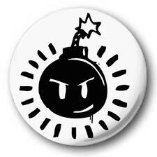 "SEX BOB-OMB LOGO - 25mm 1"" Button Badge - Novelty Cute Scott Pilgrim"