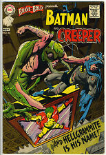 BRAVE AND THE BOLD #80 - Batman - Creeper
