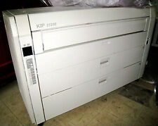 Kip Model 2720E Large Format Printer with extra parts
