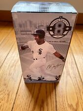 NEW: Bo Jackson Chicago White Sox Oakland Raiders Bobblehead Bat Break Limited