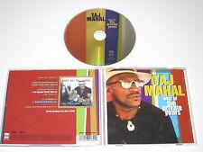 TAJ MAHAL/BEST OF THE PRIVATE YEARS(PRIVATE MUSIC 0105 82189 2) CD ALBUM